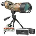 Barska 20-60x60 Blackhawk Mossy Oak Camo Spotting Scope w/ Case & Tripod AD10976