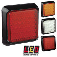 LED Multivolt 12v / 24v Stop / Tail - Trailer/Caravan Light *2 YEAR WARRANTY*
