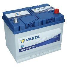 Varta E23 12V 70Ah 630A/EN Autobatterie Blue Dynamic PKW Batterie NEU