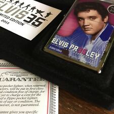 Zippo 28345 elvis presley limited edition 35th anniversary only 3500 pcs Lighter