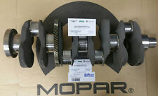 Crankshaft Jeep Wrangler 2.8TD CRD 2007-2018  68253758AA New OEM Mopar