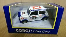 Corgi 04402 Network Q Rally Mini No.193 Ltd Edition No. 3075 of 6100