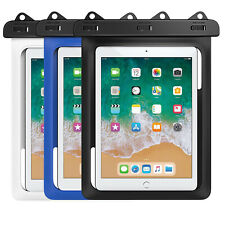 MoKo Waterproof Tablet Case,Tablet Pouch Dry Bag for iPad 9.7 6th/5th,iPad Air 2