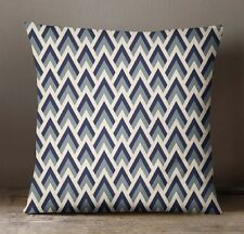 S4Sassy Decorative Light Gray Geometric Pillow Cover Square Cushion Case Throw