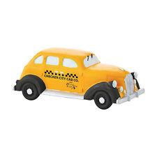 Dept 56 Citc Checker City Cab 4044795 Christmas in the City 2015 Accessory New