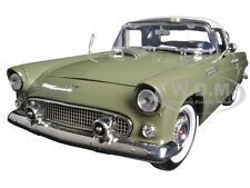 1956 FORD THUNDERBIRD GREEN 1:18 DIECAST MODEL CAR BY MOTORMAX  73176