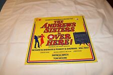 THE ANDREW SISTERS IN OVER HERE!  MOSTLY SEALED-Original Broadway Cast