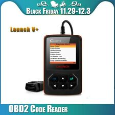 LAUNCH X431 Creader V+ OBDII Auto Scanner Tool Check Engine Light Code Reader US