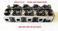 New Engine Cylinder Head Bare For Isuzu Trooper / Bighorn / Montery 3.1TD - 4JG2