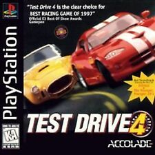 Test Drive 4 (Sony PlayStation 1, 1997)