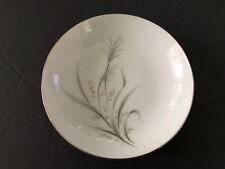 "Castle Court China Wheat Spray Gray Stems Tan Leaves - 5-1/2"" DESSERT BERRY BOWL"