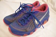 Women Nike Air Max Tailwind 6 Running Shoes Size 9 Blue Pink Silver 621226 400