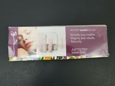 Artistry Essentials Skin Care Sample Package Hydrating Toner Eye Creme Cleanser