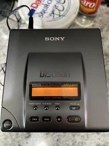Sony D303 Discman CD Player - Black