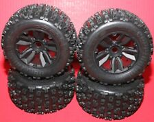 Arrma KRATON 6s BLX TIRES & Wheels tyres rims DBoots Copperhead 2 ar106040 40