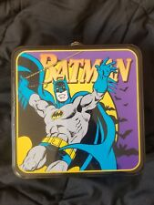 BATMAN METAL LUNCHBOX *Like Brand New* MINT CONDITION *FAST SHIPPING  & CHEAP*
