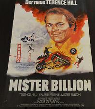 Terence Hill MISTER BILLION Plakat