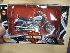 2265 mini Harley miniature 50th Anniversary 1992 FXDB Daytona - collectible