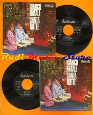 LP 45 7'MARCELLO MINERBI Bianco natale Santa notte 1966 italy DURIUM(*)cd mc dvd