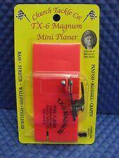 Church Tackle TX-6 Magnum Mini Planer Board - Starboard Side