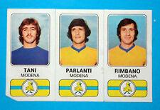CALCIATORI PANINI 1976-77-Figurina-Sticker n. 394 -TANI#PARLANTI...MODENA -Rec