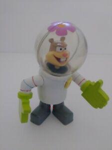 2005 Mattel Spongebob Squarepants Sandy Cheeks Karate Choppin Action Figure Rare