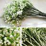 20X Gypsophila Floral Artificial Fake Silk Flower Plant Party Wedding Room Decor