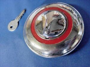 1931-34-38-40-41-48 FORD MERCURY PACKARD HUDSON DUAL LOC GAS CAP (B) SERIES