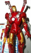 Marvel Universe IRON MAN mark III 03 ironman 2 complete legends infinite