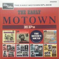 Motown Vinyl-Schallplatten aus den USA & Kanada mit R&B, Soul