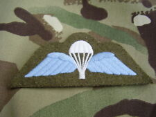 Parachute Regiment/Airborne - Army NO2 Dress Jacket/Shirt Para Wings Patch/Badge
