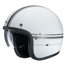 HJC FG 70s Retro Classic Motorcycle Motorbike Open Face Helmet Ladon - White