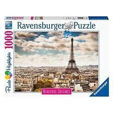 Ravensburger Paris 1000 Piece Jigsaw Puzzle