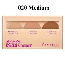 Rimmel Insta Highlight Conceal & Contour Palette 8.4 g - 020 Medium (NEW)