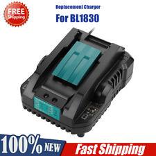 Замена 18 В литий зарядное устройство для Makita BL1830 Bl1840 Bl1850 DC18RC 4A PB