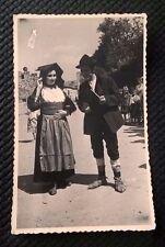 FOTO COSTUME D'EPOCA COSTUMI POTENZA BASILICATA ANNI '30