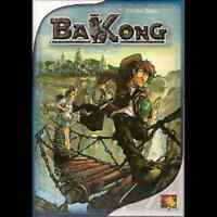 Bakong Board Game From  Asmodee New Factory sealed
