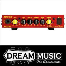 Mark Bass Nano Mark 300 Bass Amp Head 300W Ultralight Amplifier RRP$949
