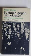 T105 - Ansgar Skriver - Soldaten gegen Demokraten - 1968