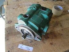 Used Hydraulic Pump or Motor, Splined Shaft, Use Unknown
