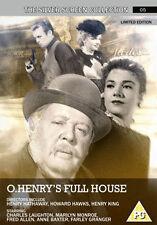 OHENRYS FULL HOUSE - DVD - REGION 2 UK