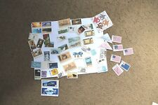 Mixed Vintage OVER 50 Unused US  Stamps