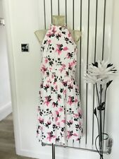 BNWT LADIES MARKS & SPENCER FLORAL  DRESS SIZE 20   RRP £39.50
