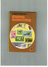 LADYBIRD BOOK Learn About Stamp Collecting - 1969 Series 634