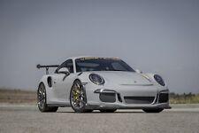 Vorsteiner Aero - Porsche 911 GT3 RS VRS Front Lip Spoiler Genuine