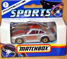 Matchbox Superfast Porsche Diecast Vehicles
