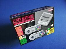 Super Nintendo classic mini - (Comme neuve - Complet)