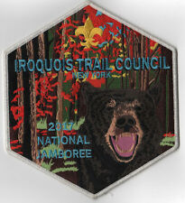 2017 National Scout Jamboree Iroquois Trail Center Pc New York Bear Gry [NJ2038]