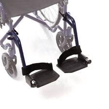 Pedane Laterali Estraibili di Ricambio Per Carrozzine Leggere Disabili Moretti