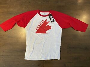 Canada Hockey Long Sleeve T-shirt XL